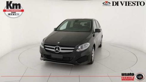 MERCEDES-BENZ B 180 B 180 d Automatic Business