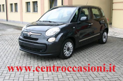 FIAT 500L 0.9 TwinAir 105 CV Pop Star