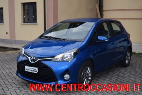 TOYOTA Yaris 1.0 5 porte CITY +PACK LOOK 70 HP