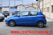 TOYOTA YARIS 1.0 5 PORTE CITY +PACK LOOK 70 HP Usata 2016