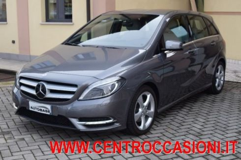 MERCEDES-BENZ B 200 CDI BlueEFFICIENCY Premium