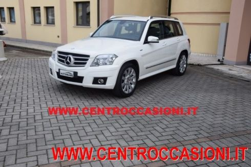 MERCEDES-BENZ GLK 200 CDI 2WD BlueEFFICIENCY Sport Automatica !!