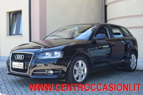 AUDI A3 SPB 1.6 TDI 105 CV CR Attraction