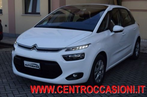 CITROEN C4 Picasso 1.6 e-HDi 115 Seduction+NAVI