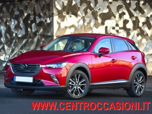 MAZDA CX-3 1.5L Skyactiv-D 4WD Exceed AUTOMATICA