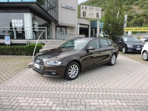 AUDI A4   A4 Avant 2.0 TDI Business