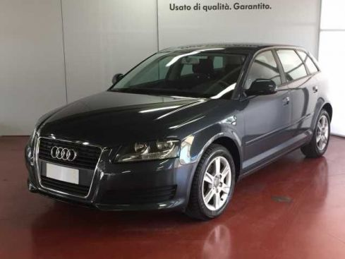 AUDI A3 SPB 1.9 TDI F.AP. S tronic Attraction