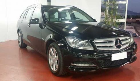 MERCEDES-BENZ C 220 C 220 CDI S.W. BlueEFFICIENCY Elegance