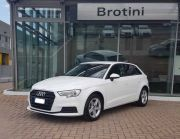 AUDI A3 SPB 2.0 TDI 184 CV BUSINESS