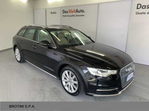 AUDI A6 Allroad 3.0 TDI 245 CV S tronic Advanced
