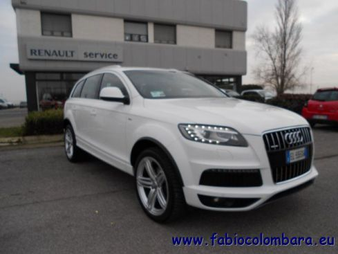 AUDI Q7 3.0 V6 TDI 245 CV quattro tiptronic Advanced Plus