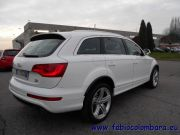 AUDI Q7 3.0 V6 TDI 245 CV QUATTRO TIPTRONIC ADVANCED PLUS Usata 2012