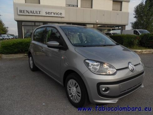 VOLKSWAGEN Up! 1.0 5 porte eco up! move up! BMT