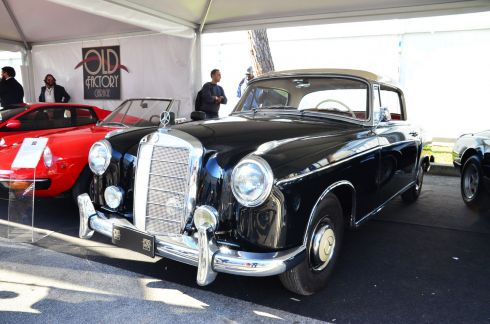 MERCEDES-BENZ 220 SE my 1959
