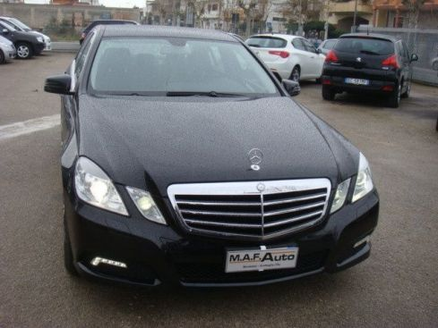 MERCEDES-BENZ E 250 CDI BlueEFFICIENCY Avantgarde **56000km**