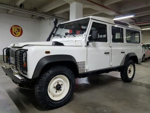 LAND ROVER Defender 110 2500 TD5   UNICOPROPRIETARIO
