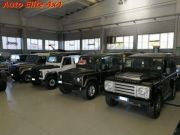 LAND ROVER DEFENDER 90 2.4 TD4 SVX ANNIVERSARY 60TH