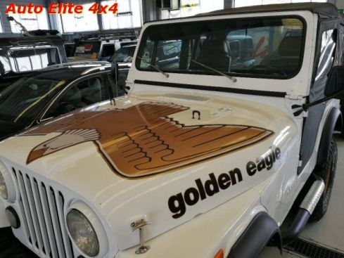 JEEP CJ-5 5.7 V8 Golden Eagle