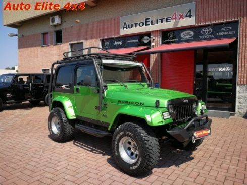 JEEP Wrangler TJ 4.0 cat RUBICON
