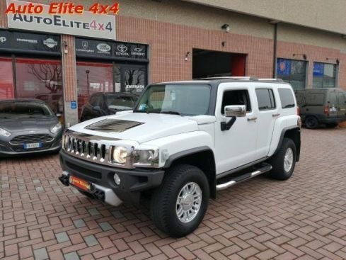 HUMMER H3 3.7 aut. Luxury...METANO!!