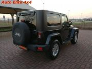 JEEP WRANGLER 2.8 CRD DPF SAHARA used car 2009