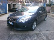 FORD FOCUS 1.6 TDCI 115CV SW BUSINESS Usata 2010
