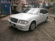 MERCEDES-BENZ C 220 DIESEL CAT STATION WAGON SPORT
