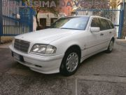 MERCEDES-BENZ C 220 DIESEL CAT STATION WAGON SPORT Usata 1997
