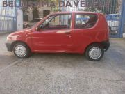 FIAT SEICENTO 1.1I CAT BRUSH Usata 2002
