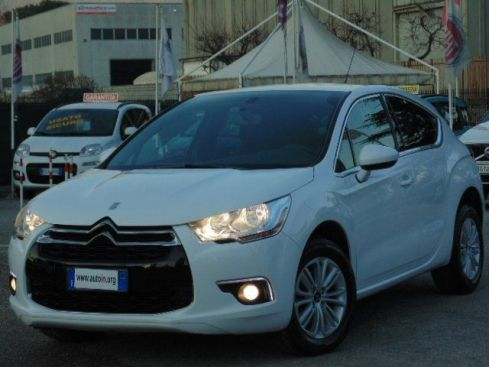 DS DS 4 1.6 e-HDi 112CV airdream So Chic