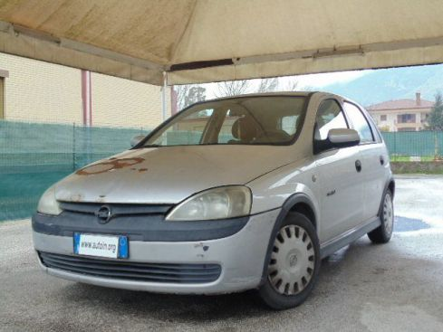 OPEL Corsa 1.0i 12V cat 5 porte Club