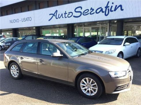 AUDI A4 Avant 2.0 TDI clean diesel Business