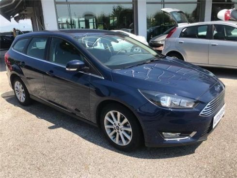 FORD Focus 1.5 TDCi 120 CV Start TITANIUM