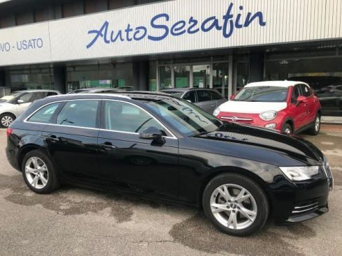 AUDI A4 Avant 2.0 TDI 150 CV ultra Business !!! KM 16.000
