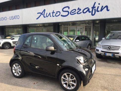 SMART ForTwo 70 1.0 twinamic Youngster !!! IMM. 12/2015 !!!