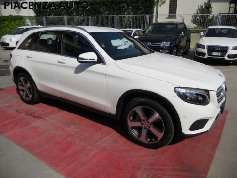 MERCEDES-BENZ GLC 220 d 4Matic.OFF-ROAD.LED.PELLE