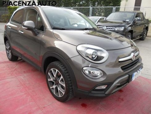FIAT 500X 2.0 MultiJet 140 CV 4x4 Cross Plus.NAVI