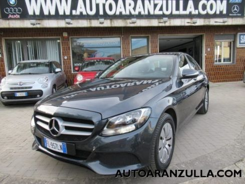 MERCEDES-BENZ C 200 NEW BlueTEC 136CV Executive Navi