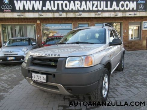 LAND ROVER Freelander 2.0 TD  Station Wagon