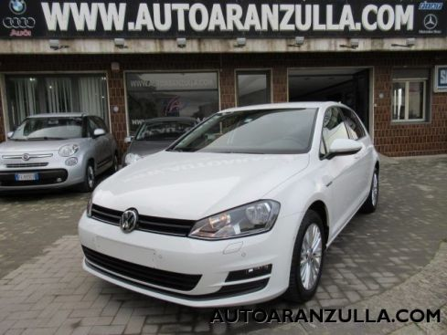 VOLKSWAGEN Golf 7  1.6 TDI 110CV 5P Sport BlueMotion Technology