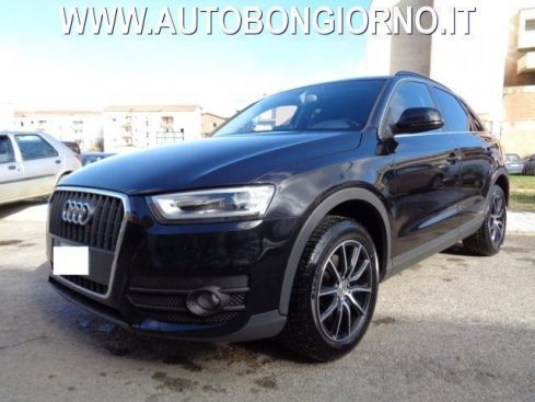 AUDI Q3 2.0 TDI Advanced Plus* FULL LED*