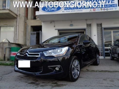 CITROEN DS4 2.0 hdi So Chic 160cv