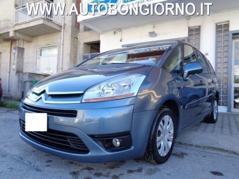 CITROEN C4 Grand Picasso 1.6 HDi 110 FAP CMP6 PERFECT AUTO