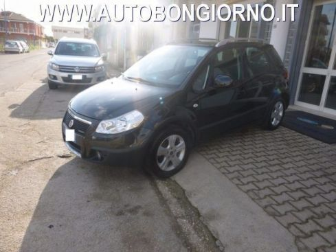 FIAT Sedici 1.9 MJT 4x2 Emotion