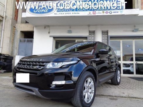 LAND ROVER Range Rover Evoque 2.2 TD4 5p. Pure Tech Pack AUTO