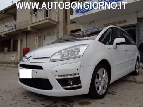 CITROEN C4 Grand Picasso 2.0 HDi 160 FAP aut. Exclusive