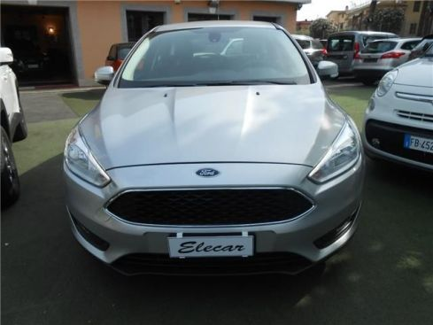 FORD Focus 1.5 TDCi 120 CV Start