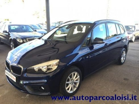 BMW 214 d Gran Tourer Advantage