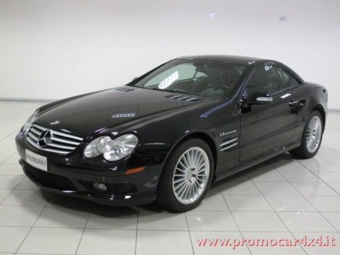 MERCEDES-BENZ SL 55 AMG SL 55 V8 Kompressor cat AMG