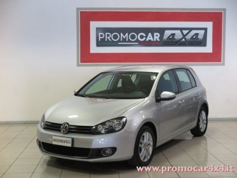 "VOLKSWAGEN Golf 1.6 TDI DPF 5p. Highline ""Unico proprietario"""